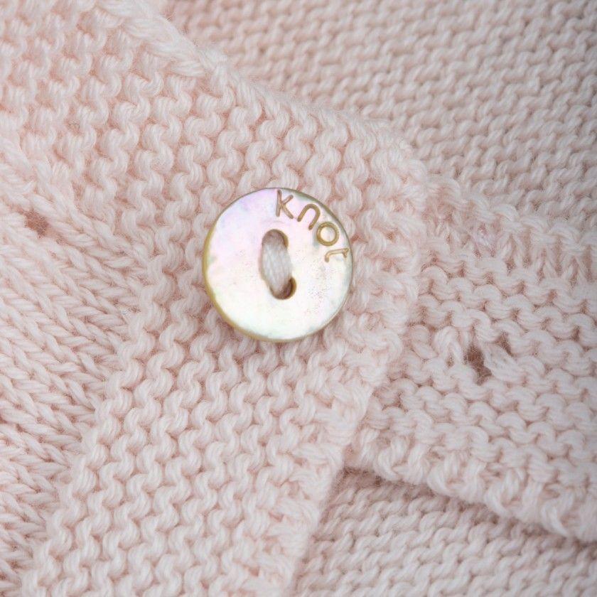 Touca recém-nascido tricot Shelly