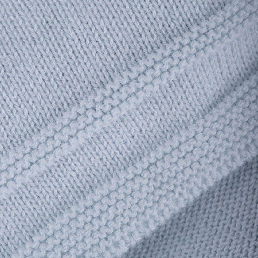 Gorro recém-nascido tricot Eddy