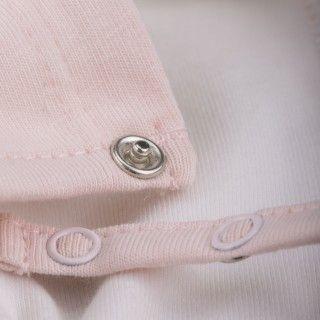 Touca bebé malha jersey Mola