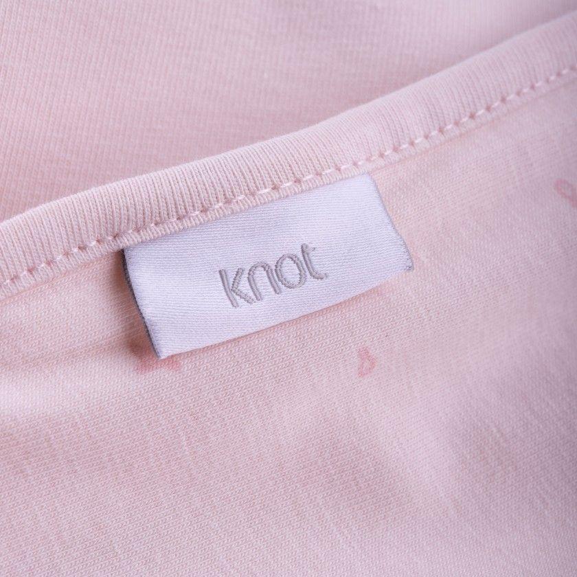 Life aquatic cotton jearsey blanket