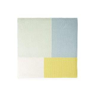 Manta bebé algodão patchwork