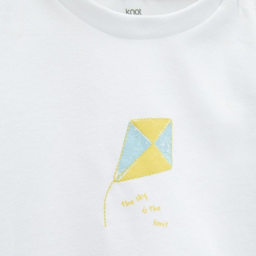 T-shirt bebé Kite