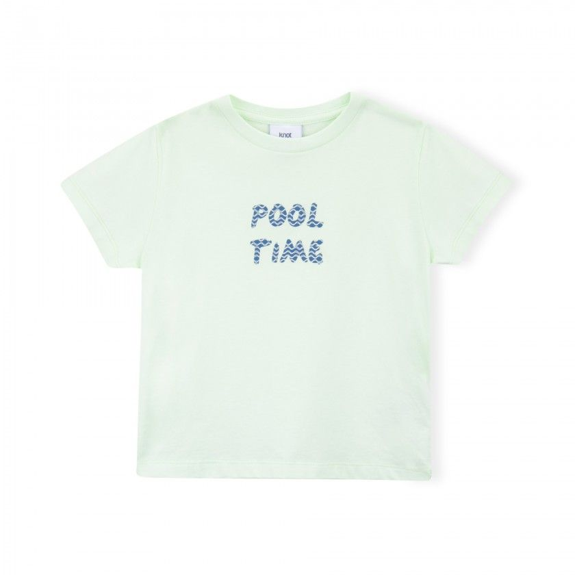 Pool time boy t-shirt