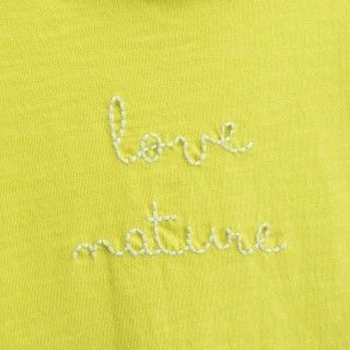 T-shirt Love Nature