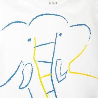 T-shirt bebé Elephant