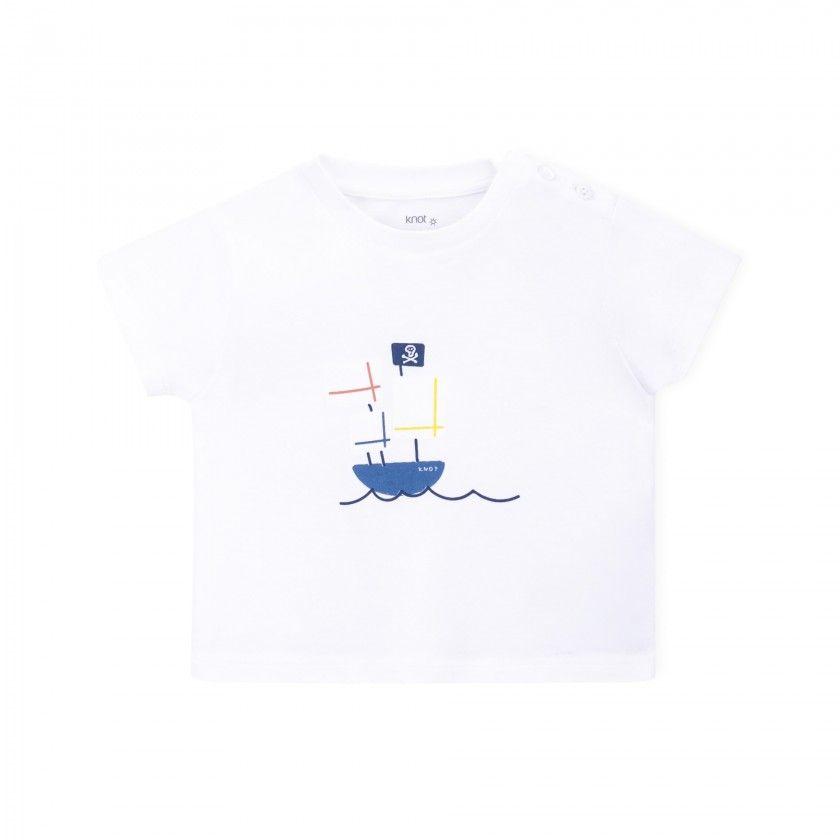 T-shirt Pirata