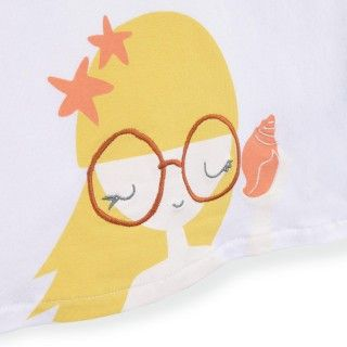 T-shirt menina Nadia