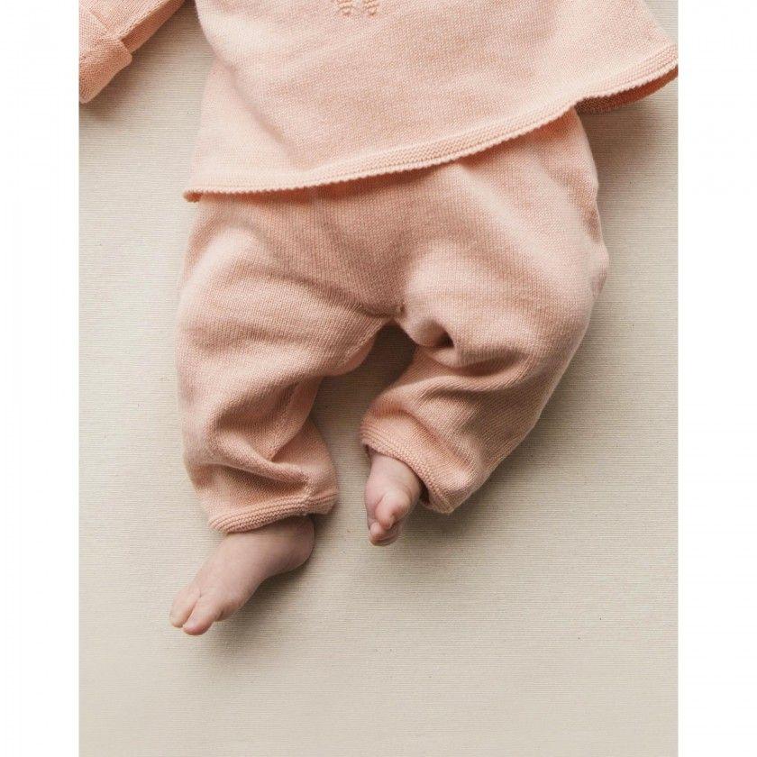 Calças bebé malha Eli