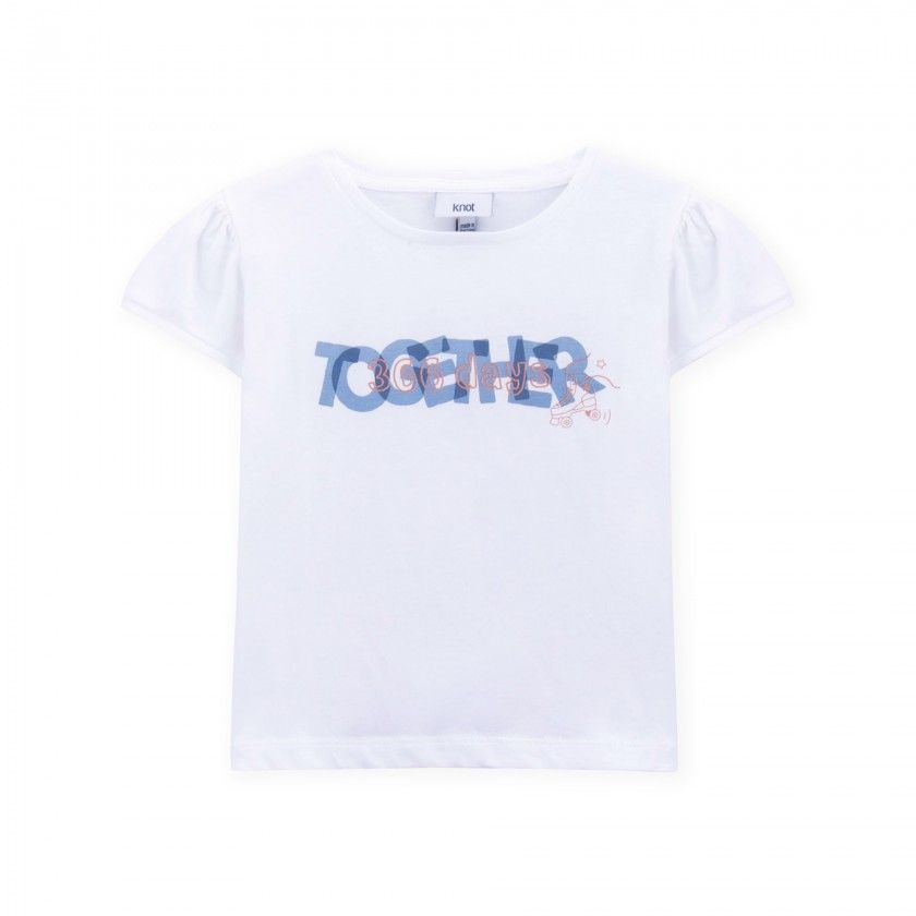 Father´s Day T-shirt for girl