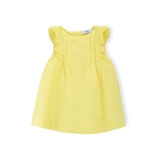 Dalila voile baby dress
