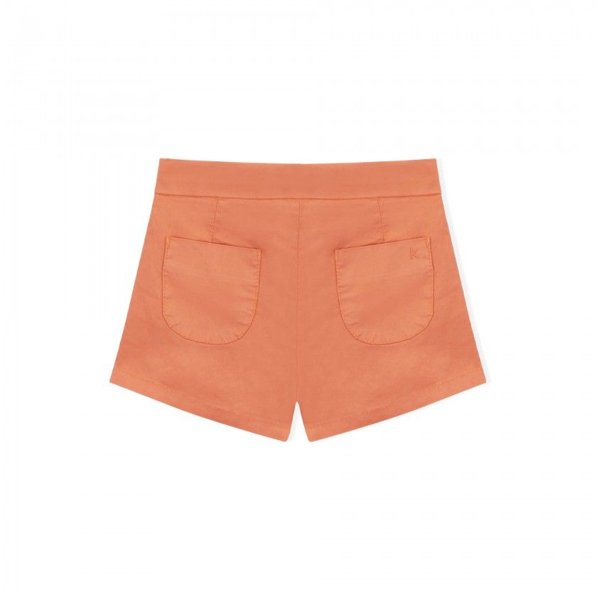 Shorts girl twill Emily