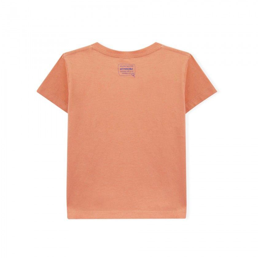 T-shirt menino Sailor