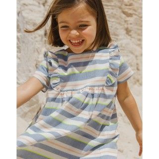 Coraline voile girl dress