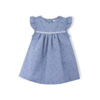 Vestido bebé chambray Melody