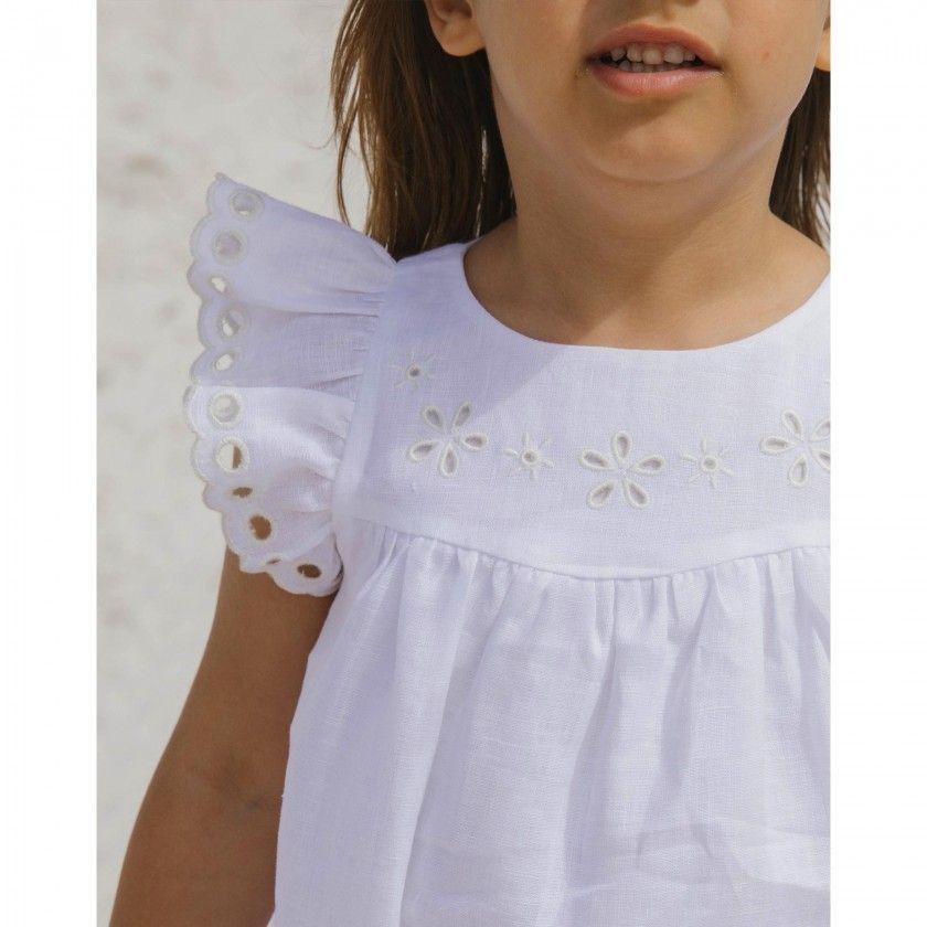 Camille girl dress