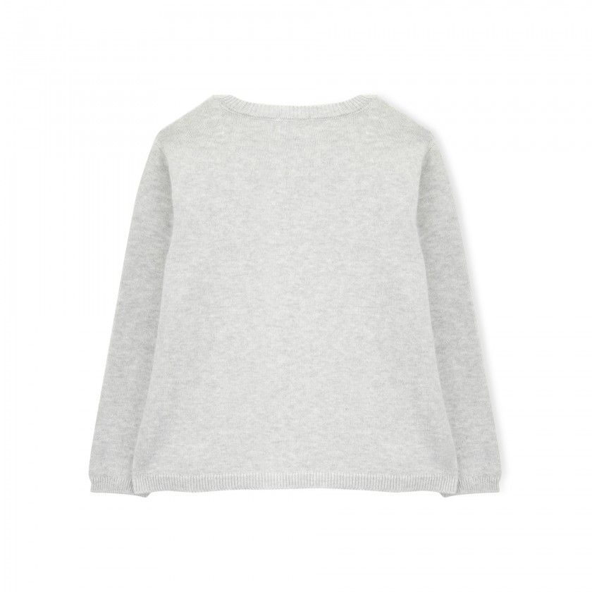 Nadia knitted sweater