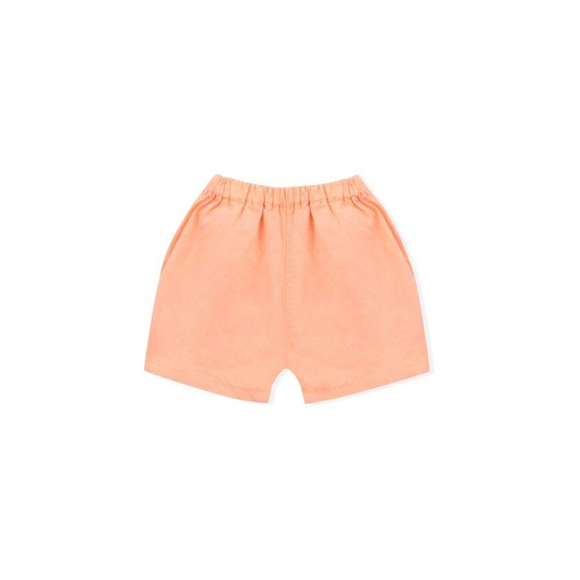 Paul poplin baby shorts