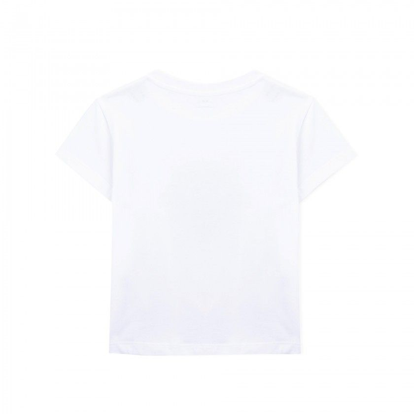 T-shirt menino Island