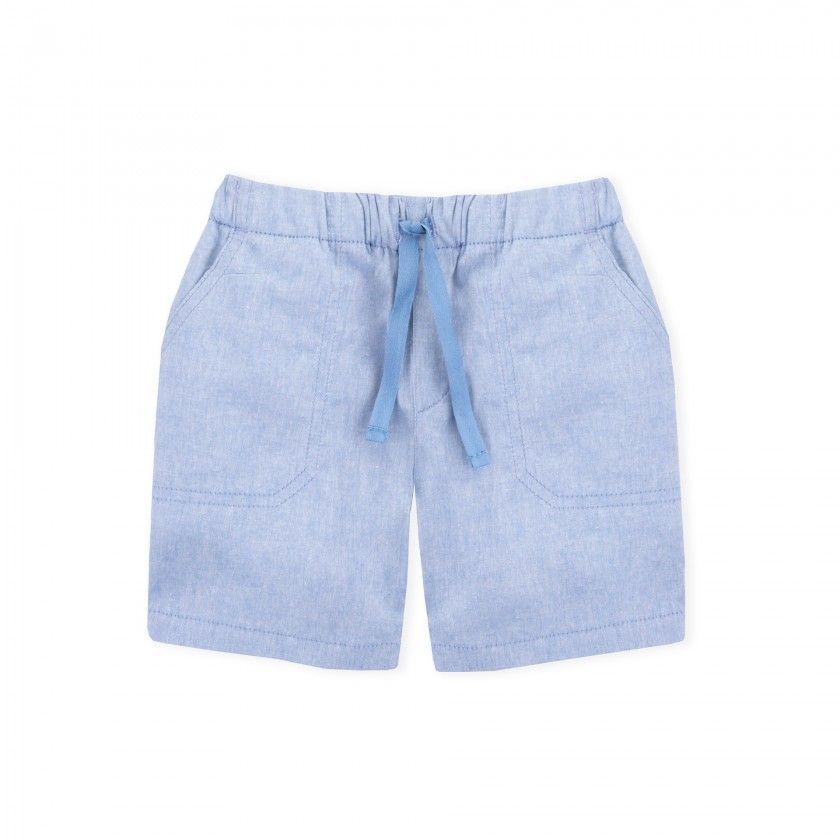 Thomas boy shorts