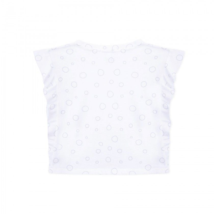 T-shirt menina Josefine