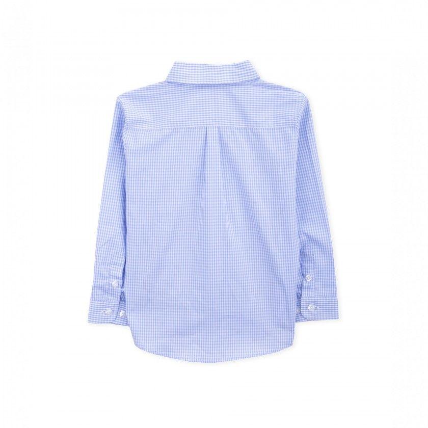 Shirt cotton Vichy