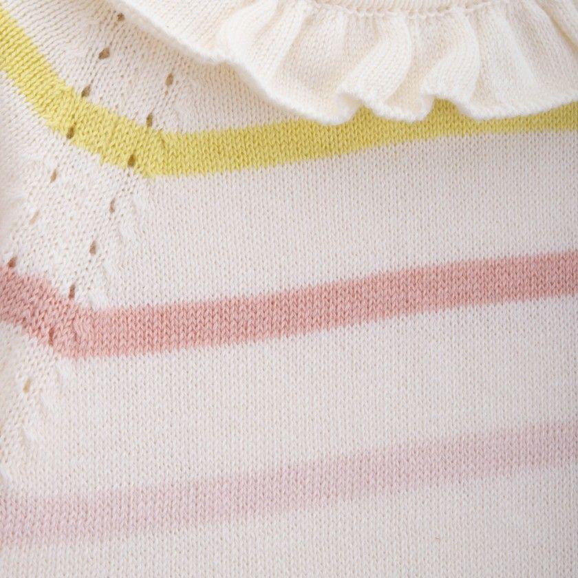 Bali Knitted Romper