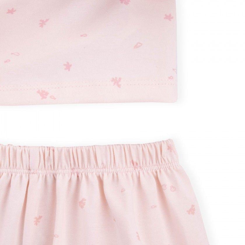 Pijama Corais Menina