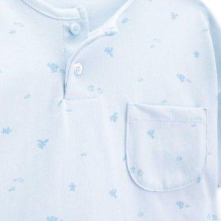 Pijama Corais Menino