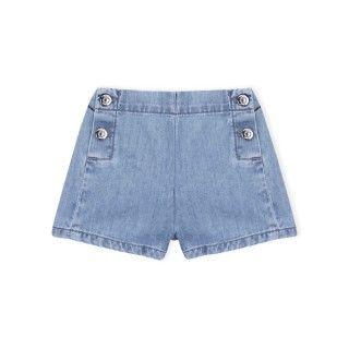 Gretchen denim girl shorts