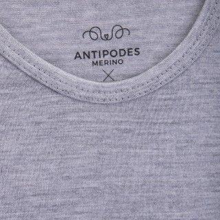 Camisola lã merino sem mangas