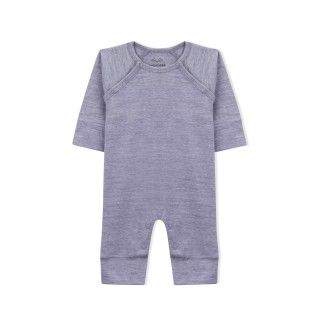 Babygrow lã merino