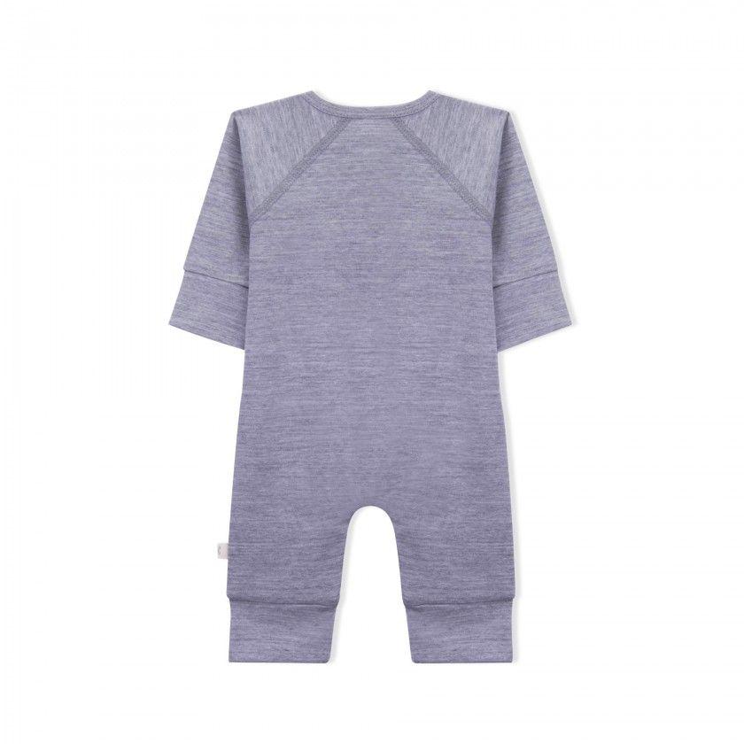 Babygrow merino wool
