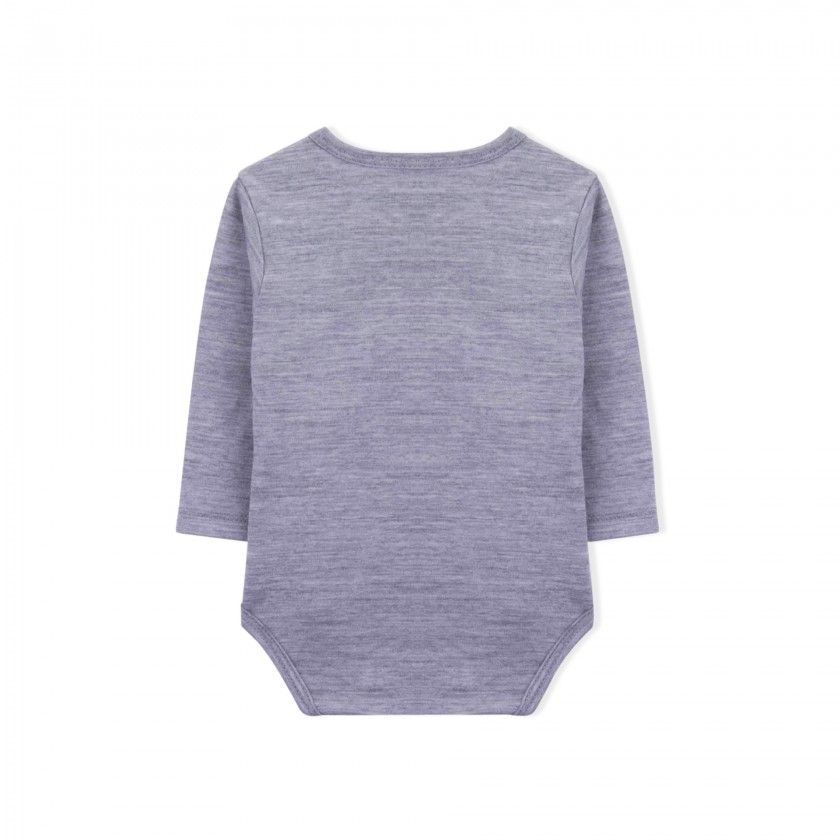 Merino wool body