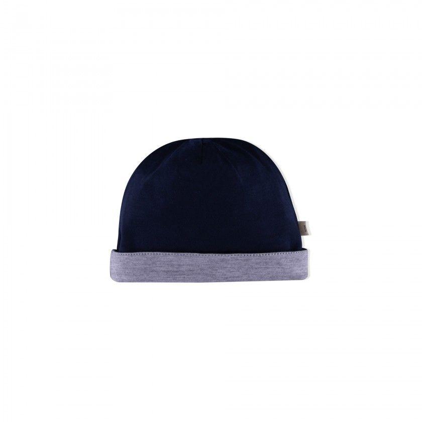 Merino wool baby hat
