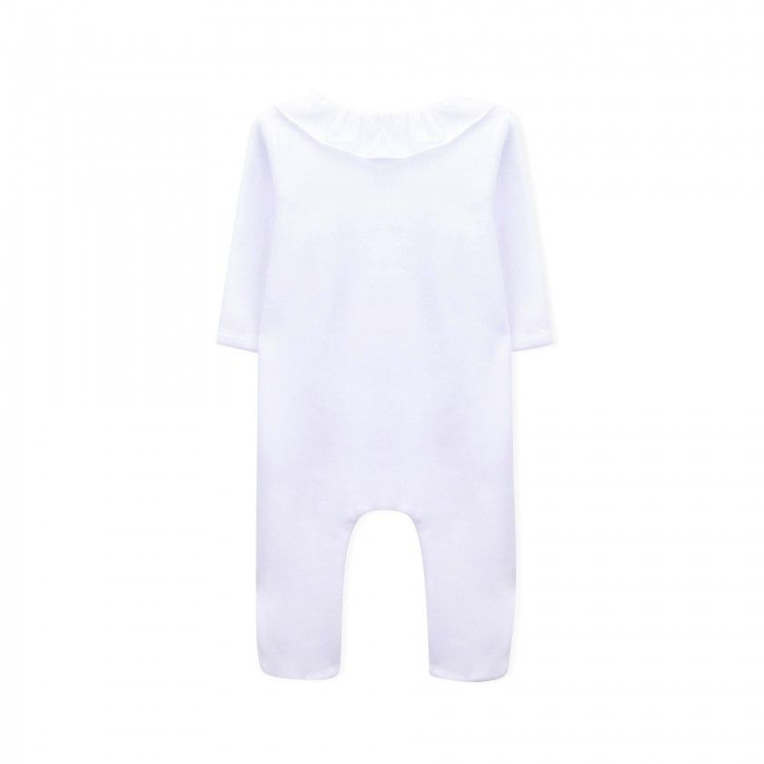 Babygrow recém-nascido veludo Takara