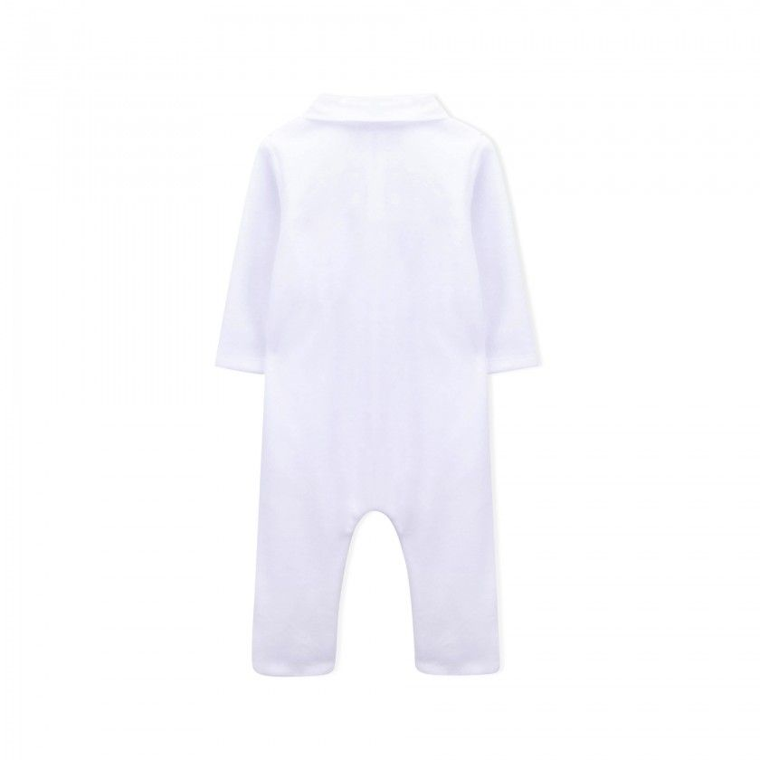 Babygrow newborn velvet Akio