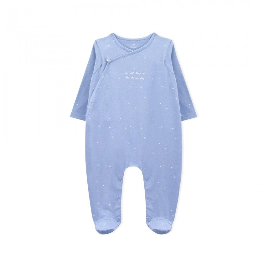 Babygrow newborn cotton Daiki