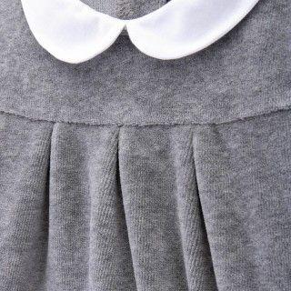 Babygrow velvet Hiro