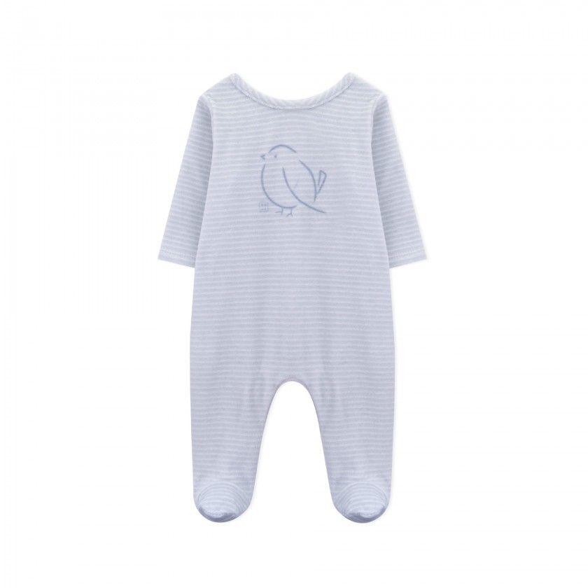 Babygrow velvet Jun