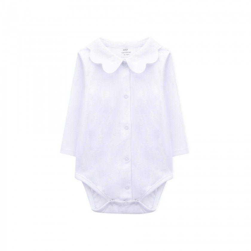 Body manga comprida bebé Yasu