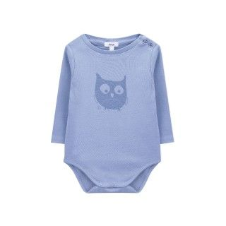 Body baby long sleeve Fukuro