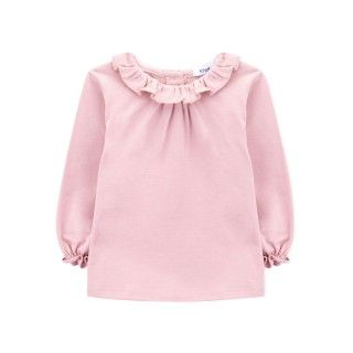 Blusa bebé algodão Sora