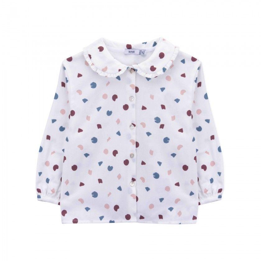 Blusa algodão Happa