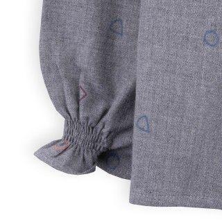 Blusa algodão Shou