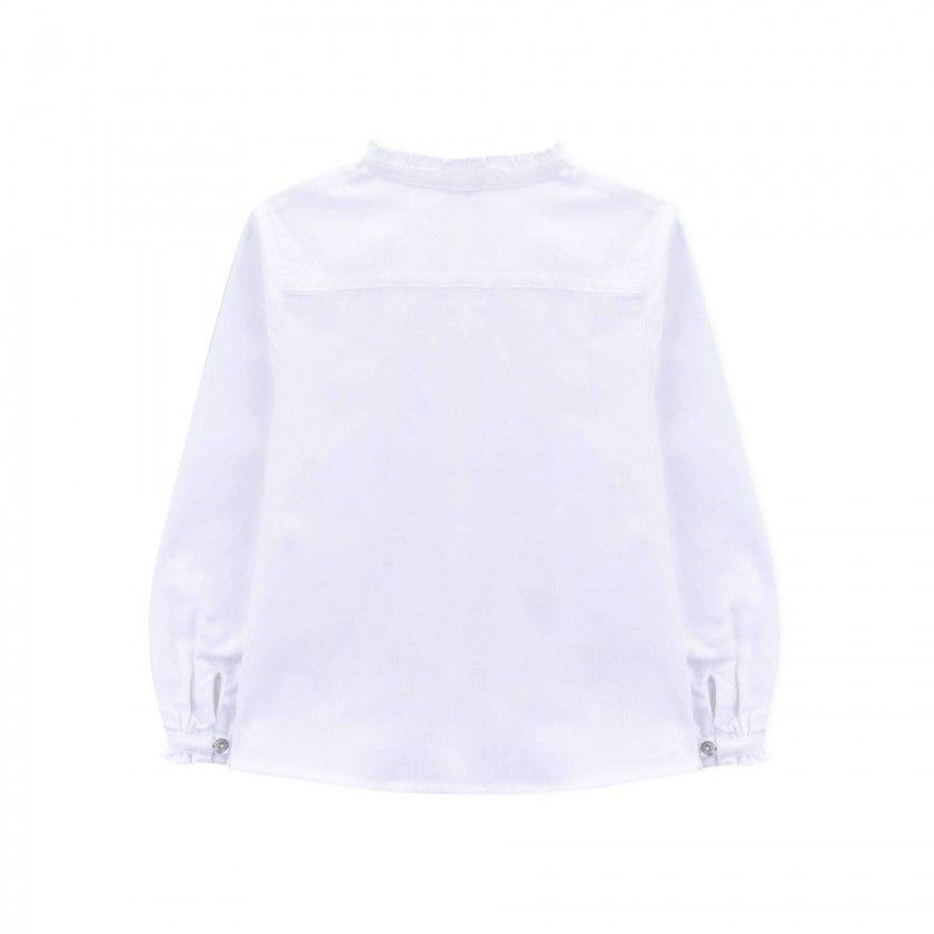 Blouse cotton Makoto