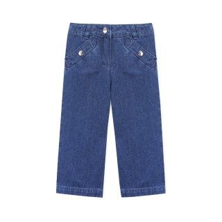 Trousers girl denim Nuruki