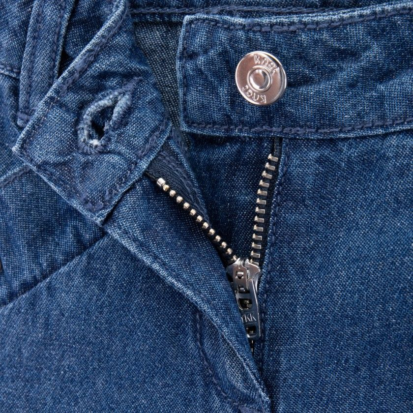 Trousers girl denim Nuruki