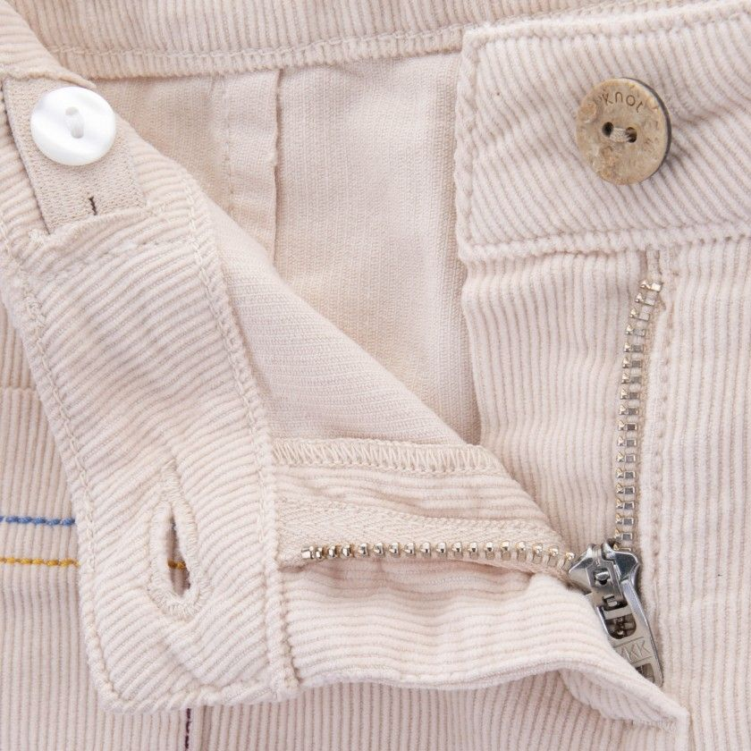 Trousers girl corduroy Mana