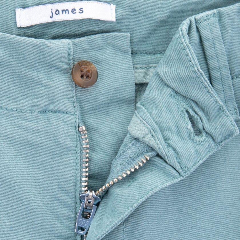 Calças menino sarja James