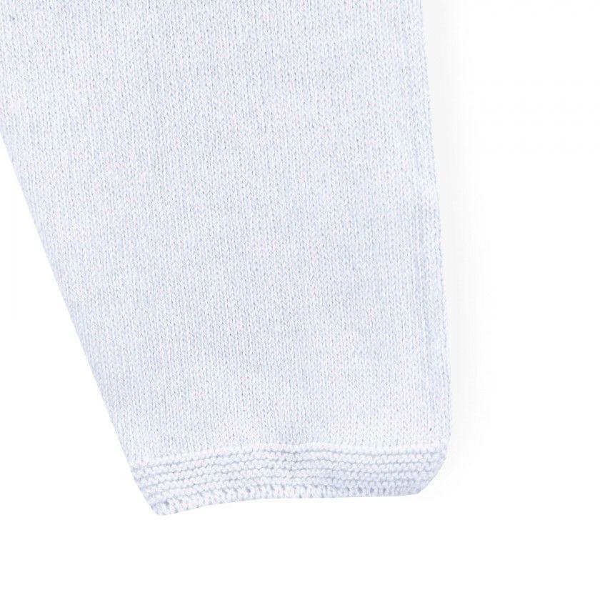 Calças recém-nascido tricot Haru